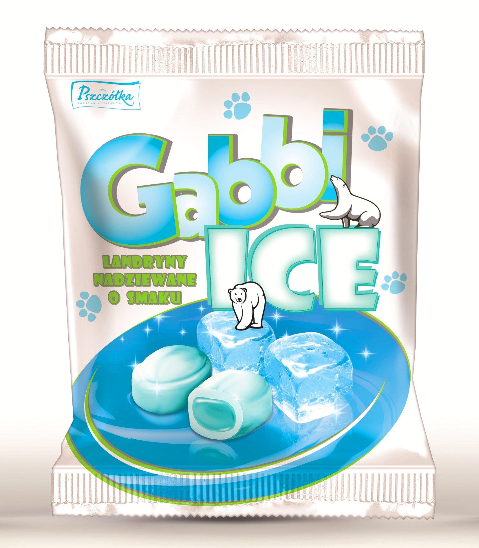Cukierki Gabbi-ICE - Fabryka Cukierków Pszczółka