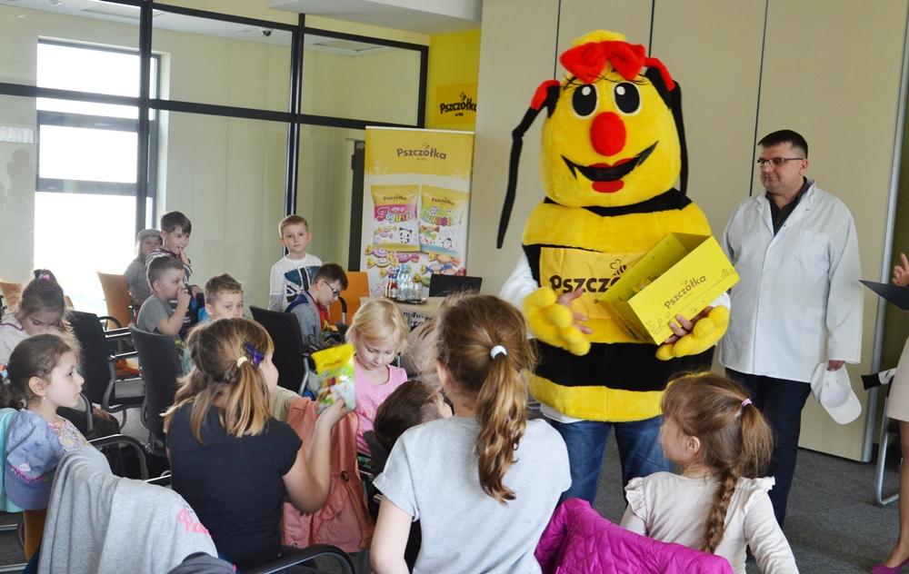 Dzień Dziecka z Pszczółką